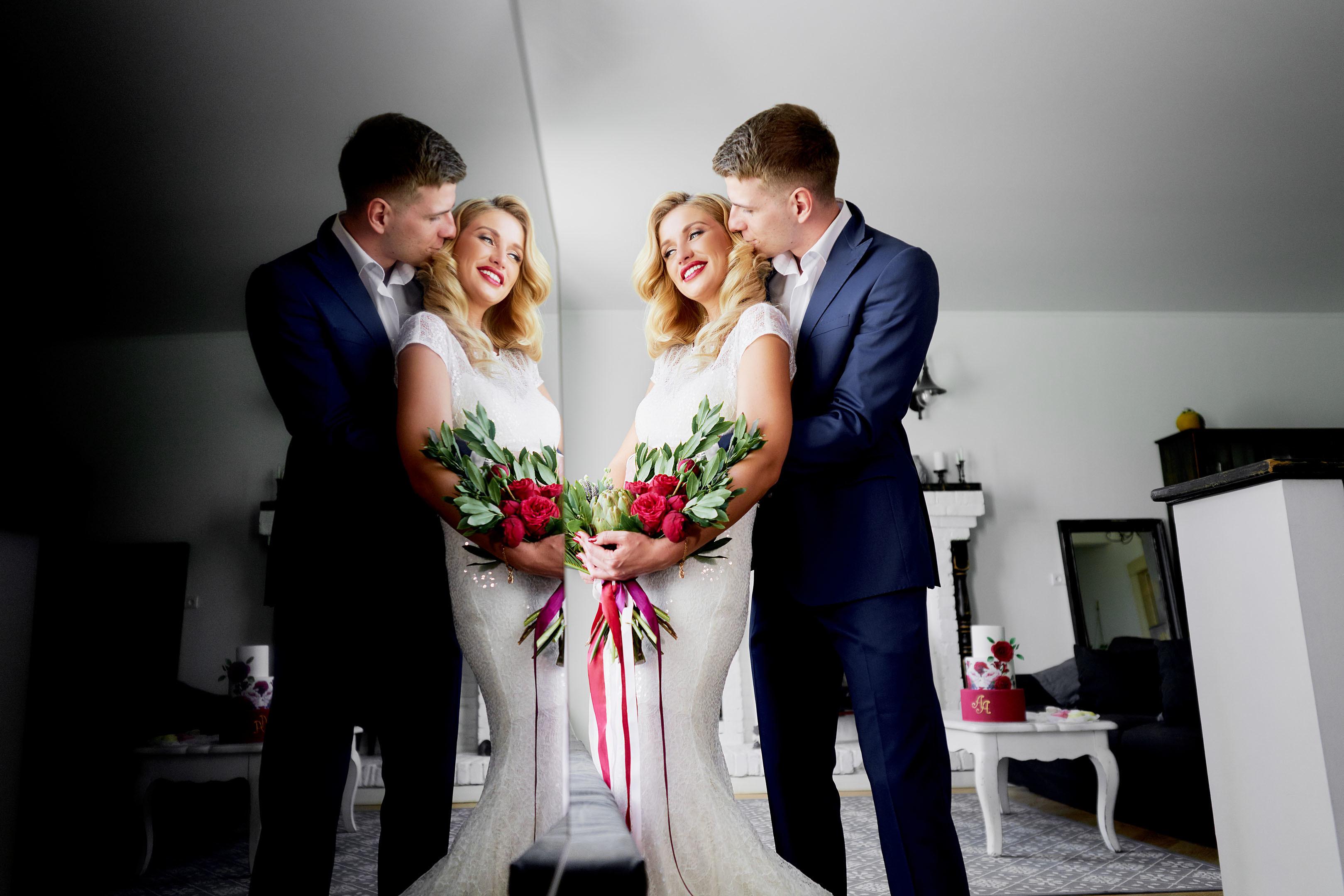 Совместное утро жениха и невесты в Апартаментах
