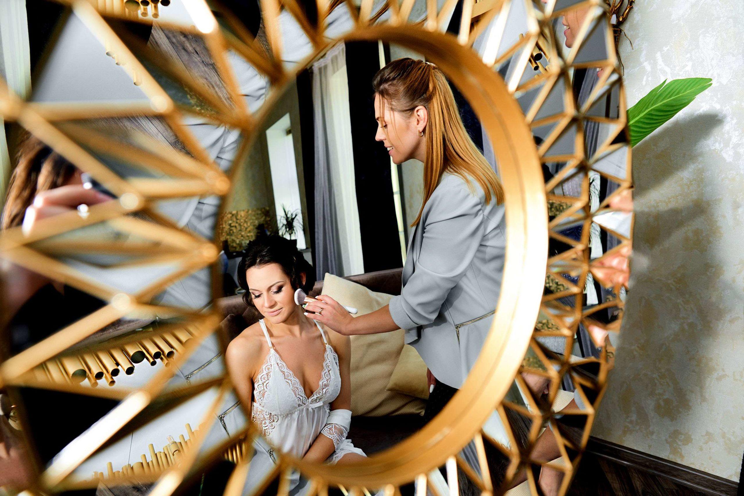 Утро невесты в апартаментах Агент Флэт (Agentflat), свадебный фотограф спб