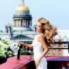 Красивые места для свадебной фотосессии в Санкт-Петербурге.